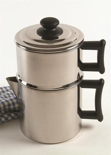 Presso Coffee Maker Non Electric Coffee Maker : Non-Electric Drip Coffee Maker, Brewing Coffee and Tea - Lehman s