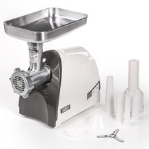 Electric Meat Grinder and Sausage Stuffer