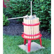 Versatile Fruit and Wine Press