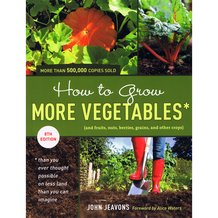 How to Grow More Vegetables Book