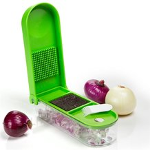 All-In-One Onion Chopper