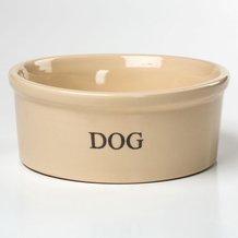 Stoneware Dog Bowl - Large