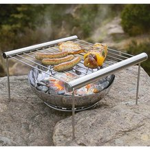 Grilliput Stainless Steel Compact Grill