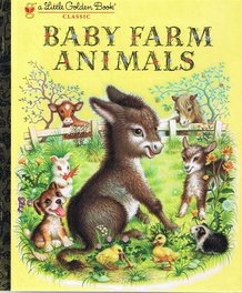Baby Farm Animals Golden Book