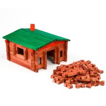 Log Cabin Playset
