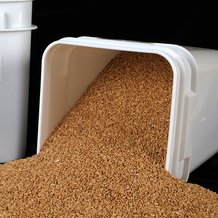 25 lb Bronze Chief Hard Red Spring Wheat Berries