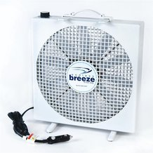 Portable 12-Volt Fan