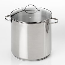 Stainless Steel Stockpot – 16 Qt