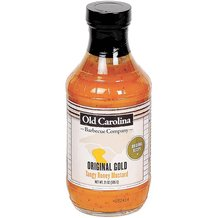 Old Carolina Original Gold Barbeque Sauce