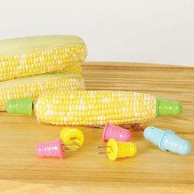 Butter Baby Corn Holders