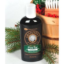 Grandpa's Pine Tar Liquid Shampoo - Case of 12