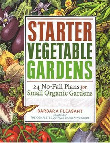 Starter Vegetable Gardens Book