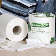Rapid-Dissolving Toilet Tissue