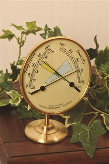 Brass Comfortmeter