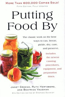 Putting Food By Book - 5th Edition