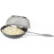 Campfire/Grill Popcorn Popper