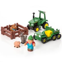John Deere Farmin' Fun Playset