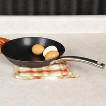 "Cast Iron ""Light"" 9-1/2 inch Fry Pan"