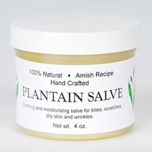 All-Natural Plantain Salve