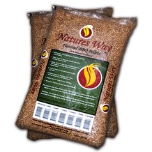 Nature's Way Flavored Hard Wood Pellets