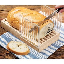 Bread Slicing Guide