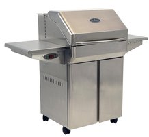 Memphis Pro Stainless Wood Fire Grill