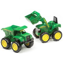 John Deere Truck and Tractor