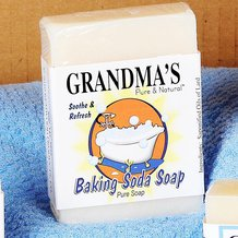 Grandma's Baking Soda Soap