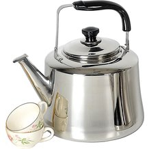 Stainless Steel Spout Kettles - 2 Gallon