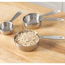 "Mini ""Skillet"" Measuring Cups"
