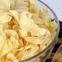 Gold'N Krisp Potato Chips - Case of 5 Bags