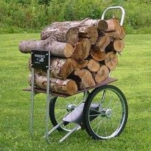 Firewood/Pellet Bag Hauler
