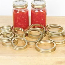 Bulk Canning Bands for Wide Mouth Jars