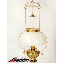 Schoolhouse Hanging Oil Lamp