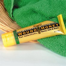 New Zealand Wound Honey