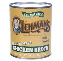 Canned Chicken Broth