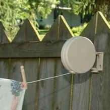 Single-Line Instant Retractable Clothesline