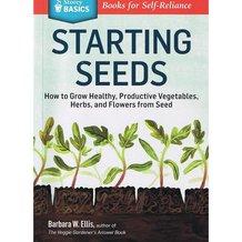 Starting Seeds Book