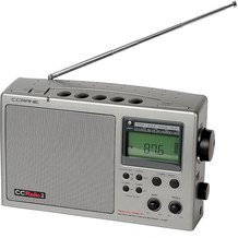 Emergency and Weather Alert AM/FM Radio