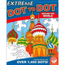 Extreme Dot-to-Dot Around the World