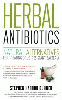 Herbal Antibiotics Book