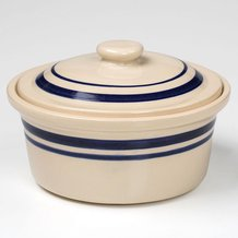 Covered Casserole Dish