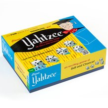 Classic Yahtzee Game