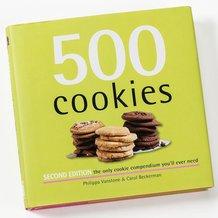 500 Cookies Book