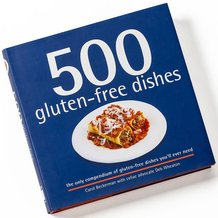 500 Gluten-Free Dishes Book
