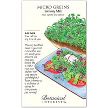 Microgreens Savory Mix Seeds