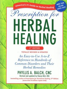 Prescription for Herbal Healing Book