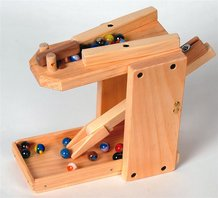 Handcrafted Marble Machine