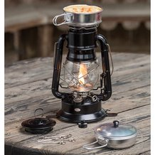 Dietz Oil Lantern Cooker - Black
