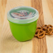 Eco-Friendly Snack Containers by Preserve